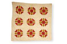 Prairie Queen baby quilt