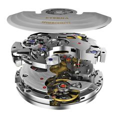 Eterna Calibre 39 Watch Movement: Valjoux 7750 Alternative And So Much More
