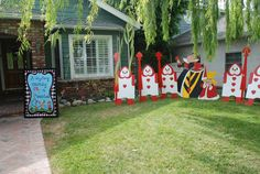 Alice in Wonderland / Mad Hatter Birthday Party Ideas | Photo 3 of 23 | Catch My Party