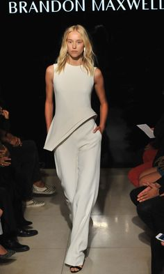 Brandon Maxwell, Look #19