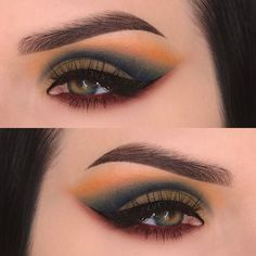 EYES: all shadows are @jeffreestarcosmetics Androgyny palette, bottom liner is @marcbeauty matte high liner in fine(wine), black liner is @stilacosmetics Stay All Day liner LASHES: @toofaced Better than Sex mascara with @houseoflashes Iconic Lite lashes