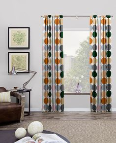 Add color and class to your home with a set of rod pocket curtains. Over 400 unique materials to choose from. Shop online, via catalog, or in a showroom today!
