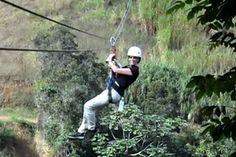 Toro Verde Nature Adventure, Zipline