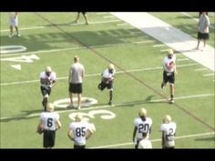 RB Ball Security Drill-Good tips and drills.