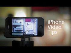 |iPhone video tips and how to make better videos even with iMovie.| I'm definitely using my iphone/ipad when I'm filming my next video now :) just to test it out