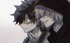 My Hero Academia (Boku No Hero Academia) #Anime #Manga Midoriya Izuku and…