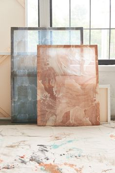 Urban Nomad: A Female Artists Studio Decor Inspiration, Painting Inspiration, Art Inspo, Colour Inspiration, Inspiration Boards, Wedding Inspiration, Decor Ideas, Illustration Art, Illustrations