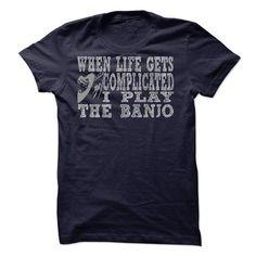 Banjo Player 2016 T-Shirts, Hoodies, Sweatshirts, Tee Shirts (22$ ==► Shopping Now!)