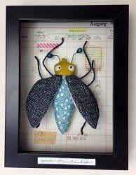 Schaukastenbild Fliegenviech Nr. 145