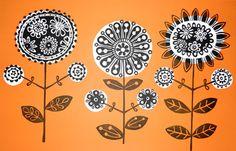 Creative Sketchbook: A Sprinkle of Spring by Ruth Green! Pattern Design, Print Design, Vans Online, Source Of Inspiration, Botanical Prints, Textile Design, Sprinkles, Hello Sunshine, How To Apply