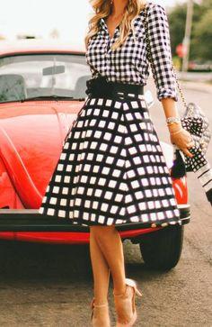 #Checkered