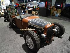 Booth 31255 - 1929 Ford Roadster Pickup by chariotz. Click to view more photos and mod info.