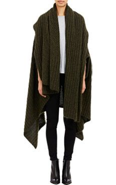 ACNE STUDIOS Convertible Wrap Alan Cardigan