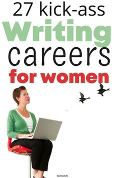 Learn these awesome and kick-ass writing careers for writers! Yes, work from home, make a living writing and enjoy the freedom! Online Writing Jobs, Freelance Writing Jobs, Writing Skills, Writing Tips, Article Writing, Best Careers, Online Careers, Business Checks, Business Tips