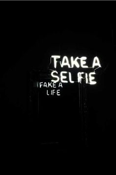 "Camilo Matiz, Take a Selfie, ""Here Not Here"" (2015). Photo: courtesy Indiana Bond."