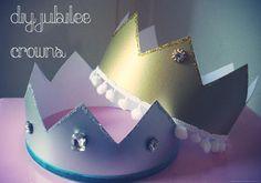 DIY Crown DIY Simple Jubilee Paper Crowns DIY Crown