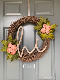 Excited to share this item from my etsy shop Spring Wreaths for Front Door Spring Wreaths Wreaths for Front Door Spring Wreath Peony Wreath Wreath for Front Door Wreath Crafts, Diy Wreath, Wreath Ideas, Tulle Wreath, Burlap Wreaths, Double Door Wreaths, Mesh Wreaths, Yarn Wreaths, Floral Wreaths