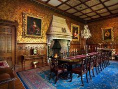 Dining Room: Tulira Castle in Ardrahan, Ireland