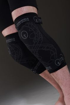 Forcefields Limb Tube Knee Protector