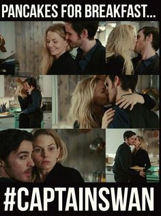 """6x18 """"Where Bluebirds Fly"""" #ONCE #onceuponatime #CaptainSwan"""