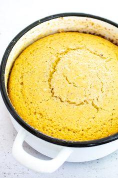 Mălai dulce cu gem de vișine Baby Food Recipes, Cooking Recipes, Bread Cake, Sweet Bread, Party Cakes, Cornbread, Food Ideas, Drink, Ethnic Recipes
