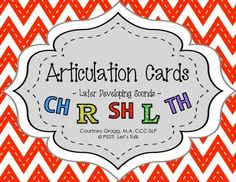 Speech Therapy: 520 articulation cards for vocalic R, prevocalic R, R-blends, and more!!