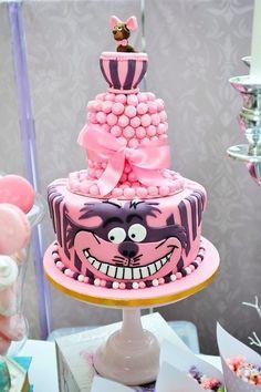 Stregatto cake