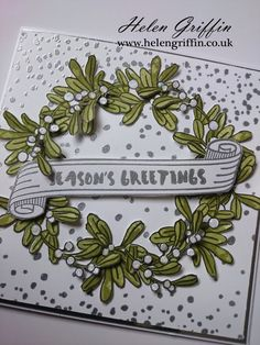 I absolutely adore this time of year for buying papercraft magazines. Why? Because the free gifts are extra amazing in the Christmas issues and the ones in issue 47 Creative Stamping magazine will …