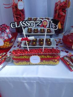 "Photo 2 of 7: Graduation / Graduation/End of School ""Nick's High School Graduation Candy Buffet "" 