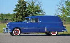 1952 Pontiac Sedan Delivery