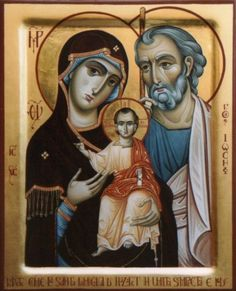 Maryana Flyak - Recherche Google Religious Pictures, Religious Icons, Religious Art, Christian Mysticism, Inspirational Bible Quotes, Byzantine Art, Madonna And Child, Holy Family, Orthodox Icons
