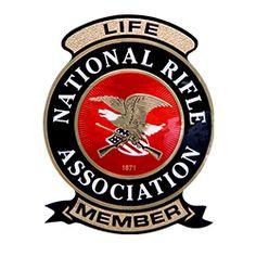 "NRA 11"" Mylar Decals - $6.95"