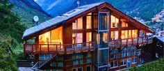 The Heinz Julen Penthouse | Zermatt, #Switzerland | Bedrooms: 4 | Sleeps: 8 + 1