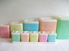 Nally Ware - Pretty colors!