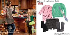 Avery Jennings (Dog With a Blog) Inspired Outfit Disney Outfits, Outfits For Teens, Girl Outfits, Cute Outfits, Dog With A Blog, Themed Outfits, Inspired Outfits, Blog Images, Girl Blog