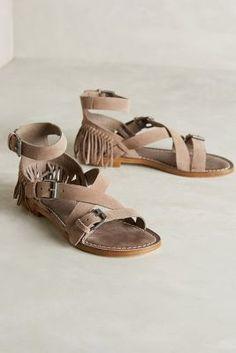 Belle by Sigerson Morrison Allegra Sandals #anthrofave