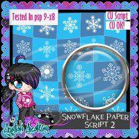 Snowflake Paper 2 Script