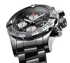 Breitling Avenger II - Swiss military chronograph
