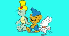 7 Situationsbilder för nedladdning – Bamse.se Funny Illustration, Problem Solving, Childhood Memories, Crafts For Kids, Preschool, Education, Cute, Prints, Fictional Characters