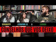 (188) Ep. #131: Dez dicas para booktubers iniciantes (feat. Melina Souza e Mell Ferraz) - YouTube