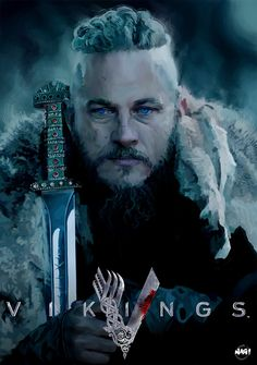 Ragnar Lothbrok by Paganflow on DeviantArt