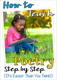 April is Poetry Month, but why wait until April to teach poetry when you can have so much fun with your poetry unit? Read this post to learn how easy it is to teach poetry in a way that will have your students begging for more! Teaching Poetry, Teaching Language Arts, Teaching Writing, Teaching Resources, Teaching Ideas, Writing Resources, Writing Rubrics, Paragraph Writing, Opinion Writing