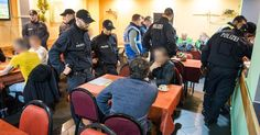 Kulturverein als Einbrecher-Unterschlupf? Soko Castle nimmt neun Menschen fest