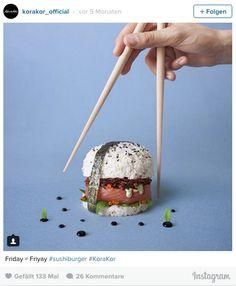 Sushi-Burger   eatsmarter.de