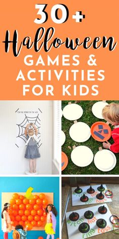 Halloween is such a fun time of year – it's a great time to throw a party! Whether you are hosting a party for your kids at home or helping plan a Halloween class party – we've got all the ideas you need. Halloween Party Activities, Classroom Halloween Party, Halloween Activities For Kids, Halloween Birthday, Diy Halloween Decorations, Halloween Diy, Ideas For Halloween Party, Halloween 2020, Class Party Ideas