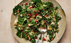 Yotam Ottolenghi's kale recipes | Life and style | The Guardian