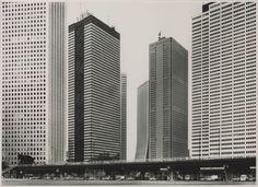 Thomas Struth, 'Shinju-ku (Skyscrapers), Tokyo 1986' 1986