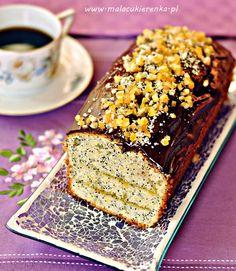 Orange Cake- Lemon Poppy Seed. ciasto pomaranczowo cytrynowe z makiem Use Google Translate