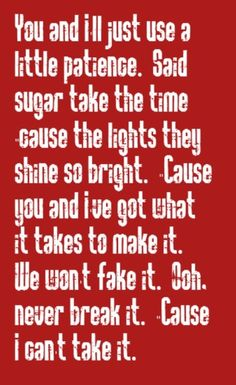 Guns n Roses - Patience - song lyrics, music lyrics, song quotes, music quotes, songs
