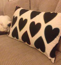 Cushion for husband #nooandnel